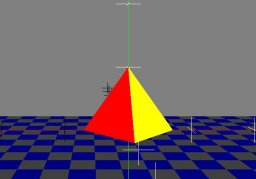 OpenGL_Tut_Pyramide_45grad