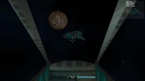 Altes Cockpit mit neuem HUD