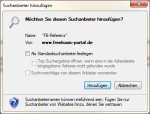 FreeBASIC OpenSearch im IE9