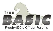 Englisches FreeBasic-Programmierforum der Entwickler