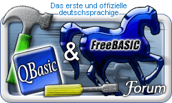 Deutschsprachiges QBasic-/FreeBasic-Programmierforum