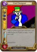 Spellweaver Card Designer